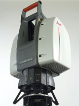 Scanstation 2, Leica Geosystems